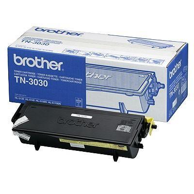 Original Brother Toner TN-3030 für DCP 8040 8045D HL 5130 5170 Neutrale Schachtel