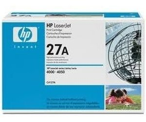 Original HP Toner 27A C4127A für HP Laserjet 4000 4000N 4000SE 4000T B-Ware