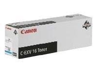 Original Canon Toner 1068B002 C-EXV 16 cyan für CLC 4040 5151 Neutrale Schachtel