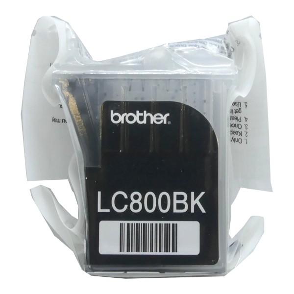 Brother LC 800 BK OEM Blister