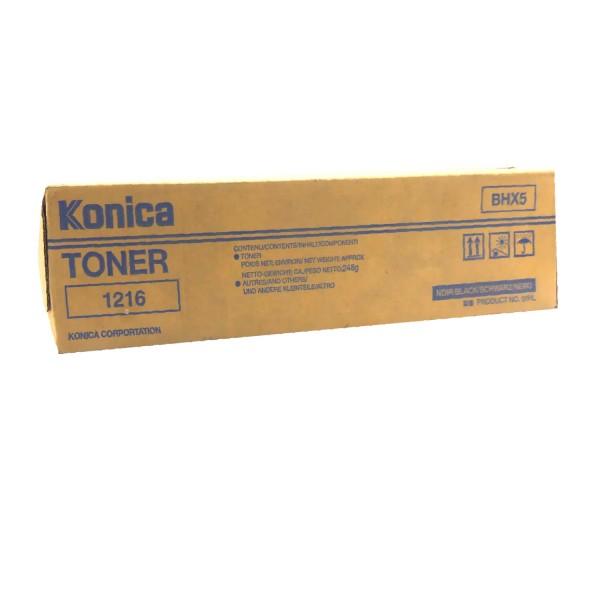 Original Konica Minolta Toner BHX5 schwarz für 1216 B-Ware