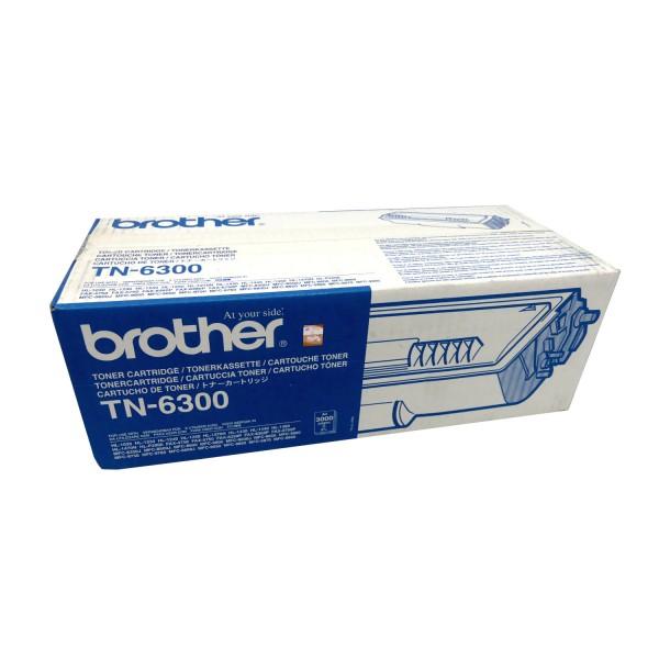 Original Brother Toner TN-6300 für 1250 1270 1430 1440 1450 1470N Neutrale Schachtel