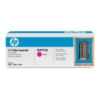 2x Original HP Toner Q3973A 123A für Color Laserjet 2550 2820 Neutrale Schachtel