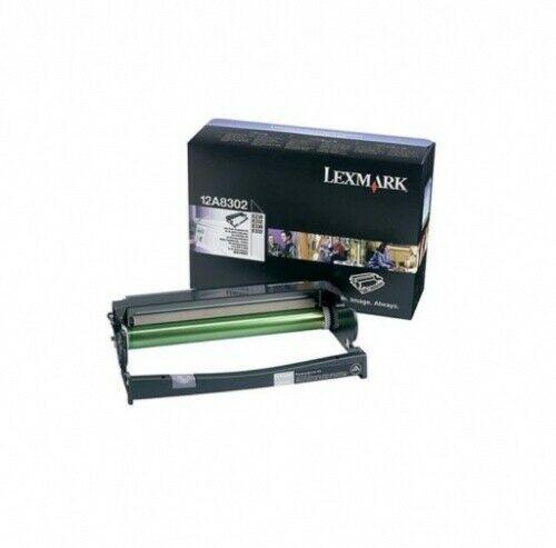 Original Lexmark Fotoleitereinheit 12A8302 für E 230 232 240 330 332 Neutrale Schachtel