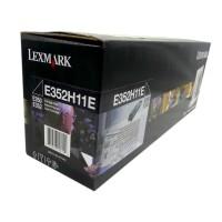 Original Lexmark Toner E352H11E schwarz für E350 E352 E 350 352