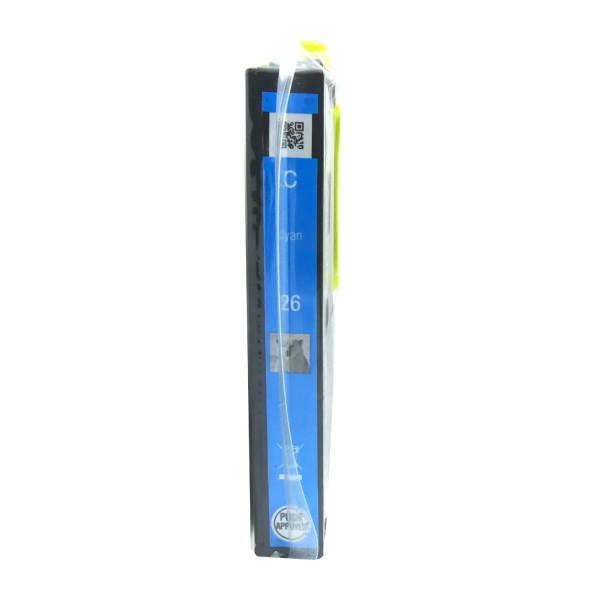 Epson 26 CY (C13T26124010) OEM Blister