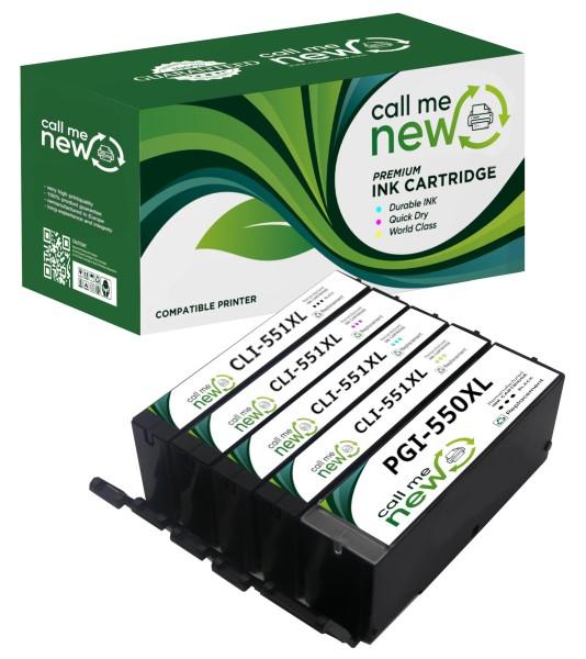 25 x Tinten Patronen für Canon Pixma IP7250 MX925 MG 6350 7150 5650 5655 IX 6850