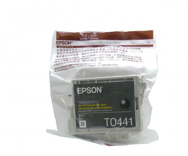 Epson T0441 BK (C13T04414010) OEM Blister