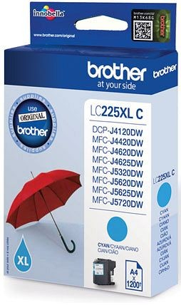 Brother LC 225XL CY OEM