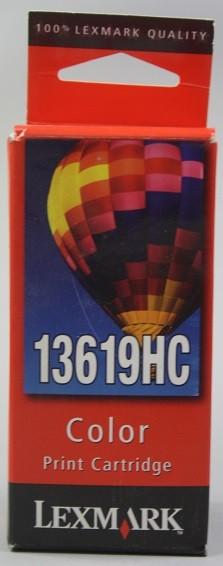 Lexmark 13619HC COL OEM