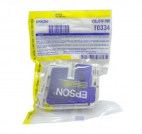 Epson T0334 YE (C13T03344010) OEM Blister