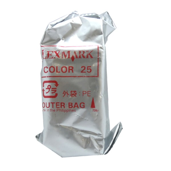 Lexmark 25 COL (15M0125) OEM Blister