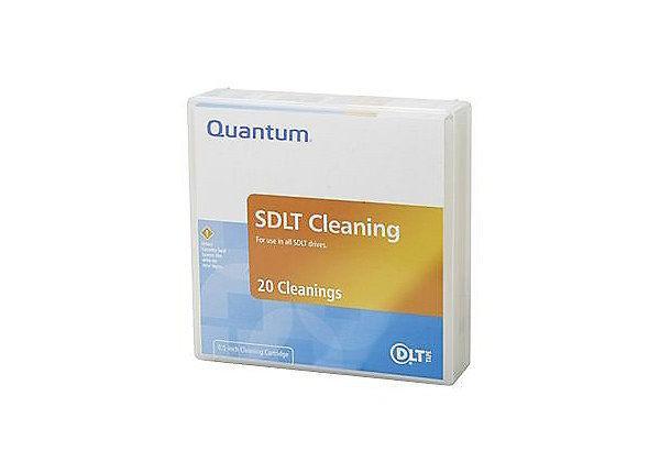 Quantum SDLT Cleaning