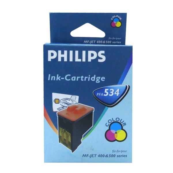 Original Philips Tinte Patrone PFA 534 für MF-JET 440 450 460 485 495 500