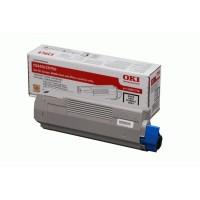 Original OKI Toner 43865708 schwarz für C5650 C5750 B-Ware
