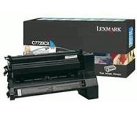 Original Lexmark Toner C7720CX cyan für C 772 X 772 B-Ware
