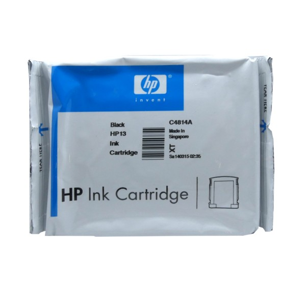HP 13 BK (C4814AE) OEM Blister
