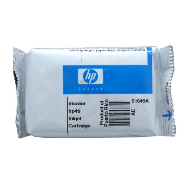 HP 49 COL (51649AE) OEM Blister