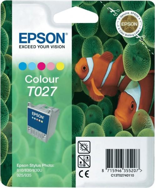 23562_Epson_T027_COL_(C13T027401JA)_OEM