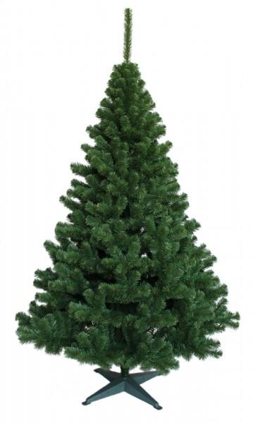 Weihnachtsbaum Grün Tanne Lux (Größe: 200 cm)