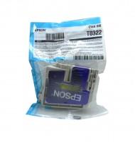 Epson CY T0322 (C13T03224010) OEM Blister