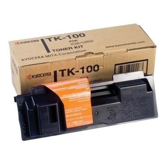Original Kyocera Toner TK-100 schwarz für KM 1500 1815 1820 B-Ware