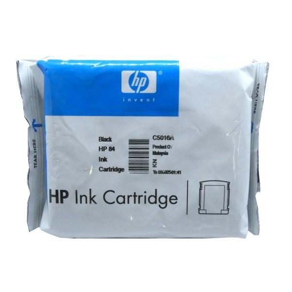 HP 84 BK (C5016A) OEM Blister