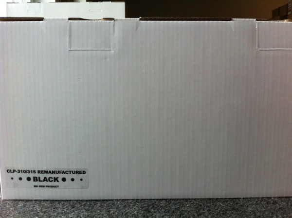 Samsung CLT-4092 BK (CLP-310/CLP-315) Reman