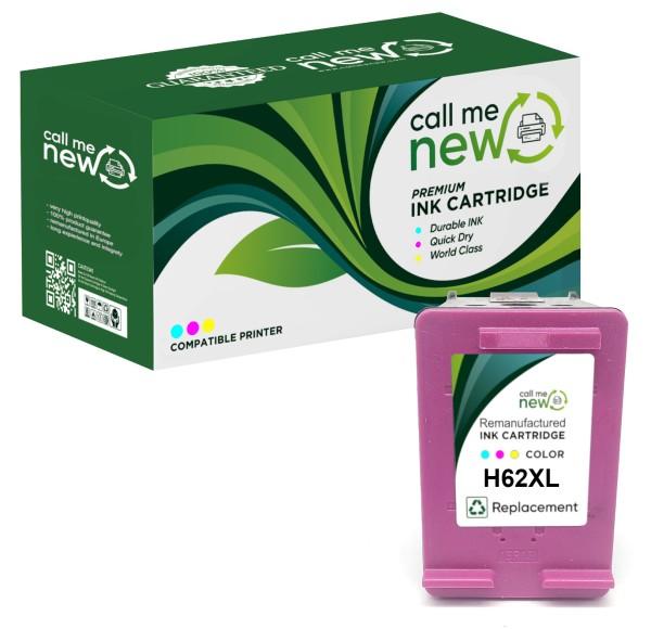 HP Tinte 62XL Farbig/Color Reman