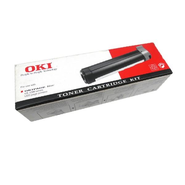 Original OKI Toner 09002386 schwarz für OKIFAX 5800 OL 1200