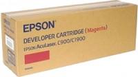 Original Epson Toner C13S050098 magenta für Aculaser C 1900 900 Neutrale Schachtel