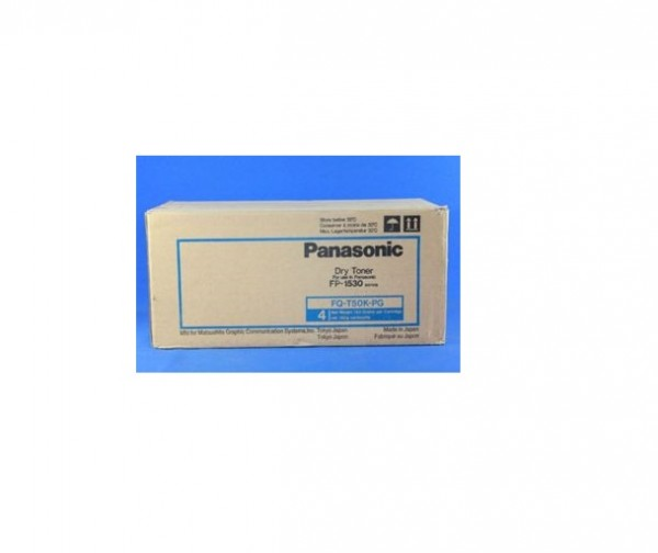 Original Panasonic Toner FQ-T50K-PG für FP 1307 1510 1530 1540 B-Ware