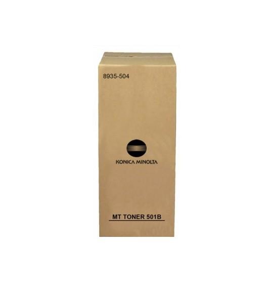 Original Konica Minolta Toner EP-501B (8935-504) für EP 4000 5000 B-Ware