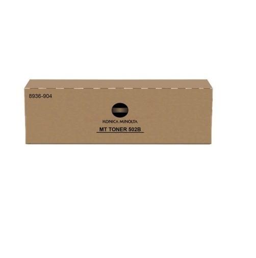 Original Konica Minolta Toner MT-502B (8936-904) für DI 550 B-Ware