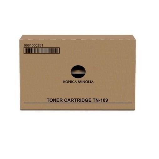 Original Konica Minolta Toner TN-109 schwarz für Bizhub 130 F B-Ware
