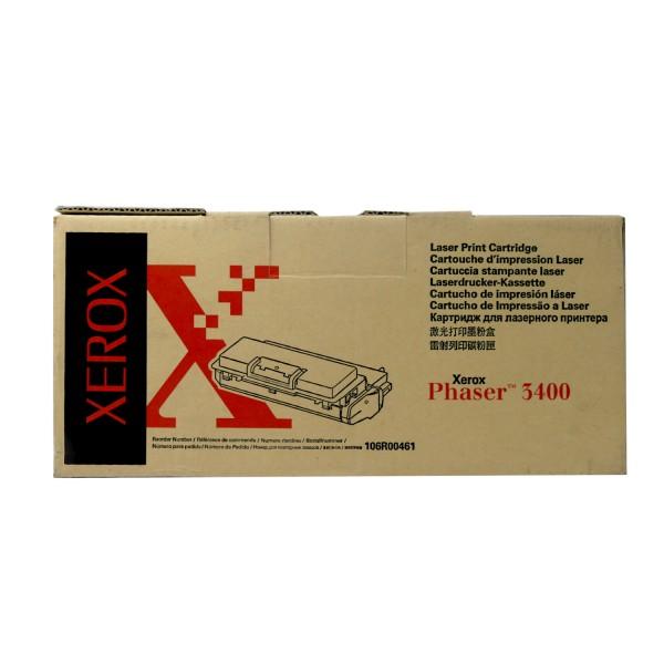 Original Xerox Toner 106R00461 schwarz für Phaser 3400
