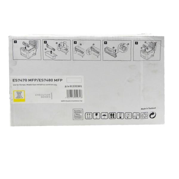 Original OKI Trommel 01333301 gelb für ES 7470 7480 Neutrale Schachtel