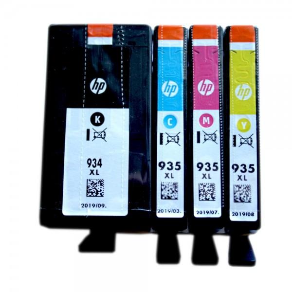 Original HP 934XL 935XL X4E14AE für OfficeJet 6820 Pro 6230 6830 6835 Blister
