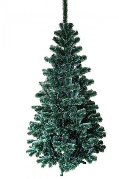 Weihnachtsbaum Grün-Weiß Tanne Lux (Größe: 220 cm)