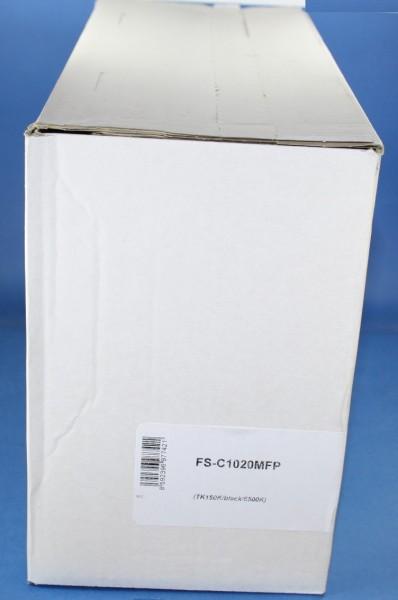 Kyocera TK-150 BK Reman