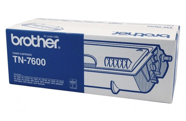 Original Brother Toner TN-7600 für HL 5040 5070 MFC 8420 8820 DCP 8025