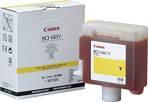 Canon BCI-1411 YE (7577A001) OEM