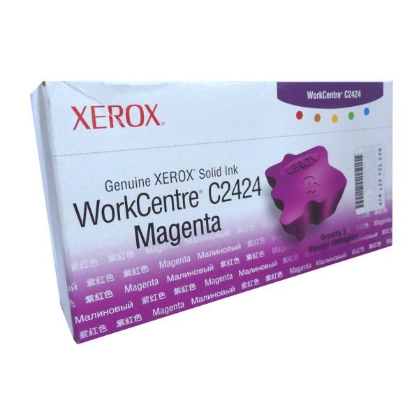 Original Xerox Tinte 108R00661 magenta für WorkCentre 2424