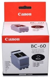 Canon BC-60 BK (0917A007) OEM