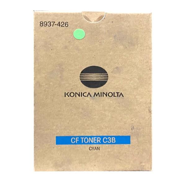 Original Konica Minolta Toner 8937-426 cyan für CF 1501 2000 2001