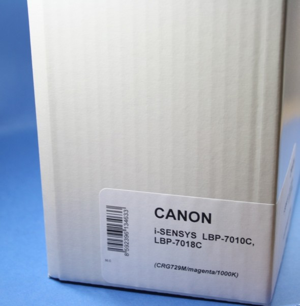 Canon Cartridge 729 MG Reman