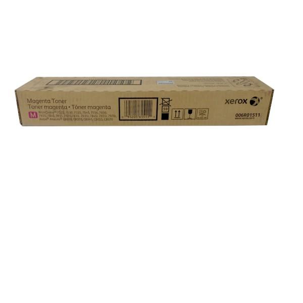 Original Xerox Toner 006R01511 magenta für WorkCentre 7525 7530
