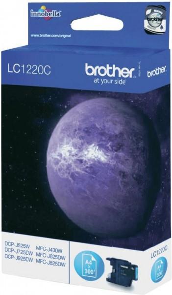 44151_Brother_LC-1220_Tinte_Patrone_cyan