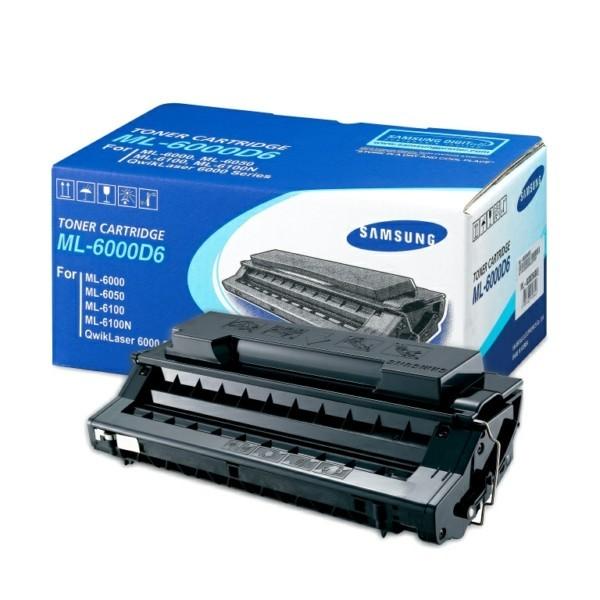Original Samsung Toner ML-6000D6/ELS für ML 6000 6050 6070 6100 Neutrale Schachtel