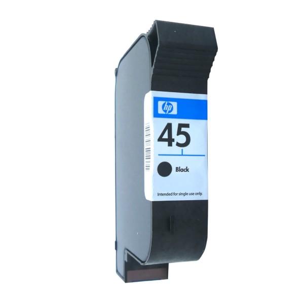 HP 45 BK 21ml (51645GE) OEM Blister